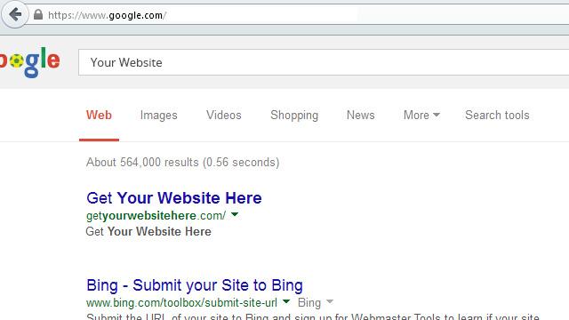 top google result